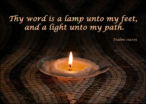 Lovely Thy Word Is A Lamp