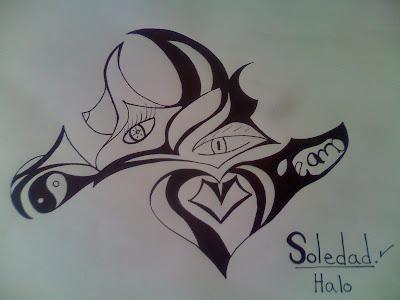 Mis dibujos abstractos 2009