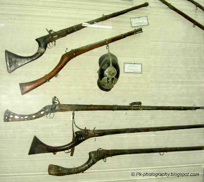 British Ancient Guns