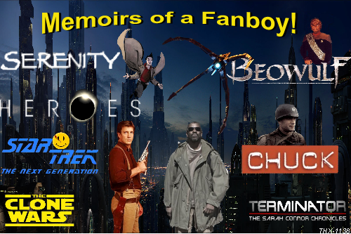 Memoirs of a  Fanboy