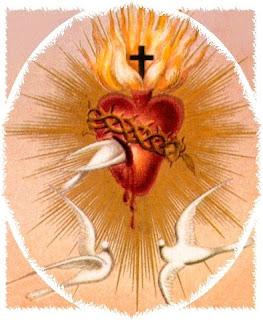 en ce Mardi méditons les mystères douloureux Coeur_jesus