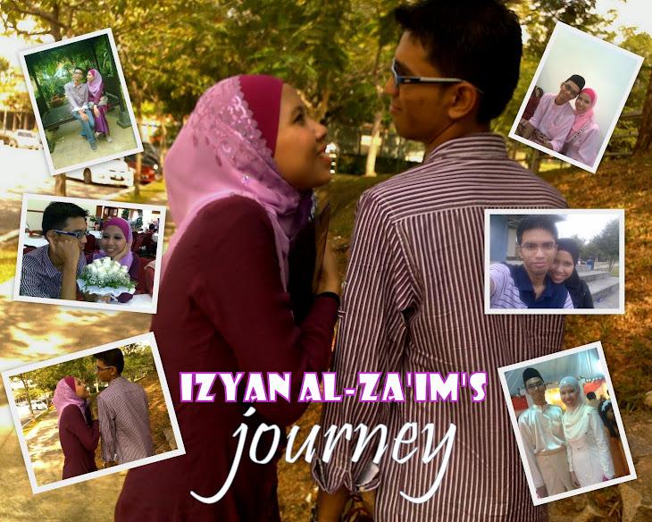 izyan al-za'im's journey