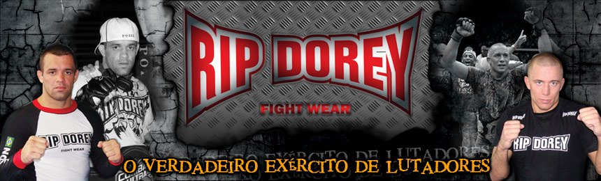 Rip Dorey - A Maior Fight Wear do Brasil!