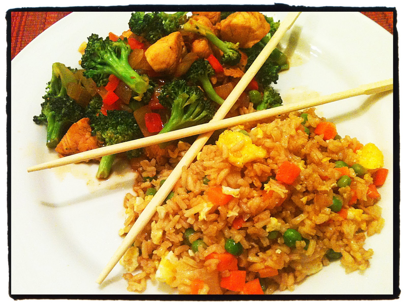 Delight's Bites: Chinese Fried Rice