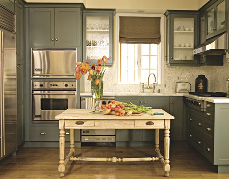 Header gray kitchen love for Grey and brown kitchen