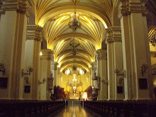 Cathedral in Lima from 1555