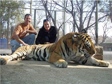 Eric and Erika and the tiger