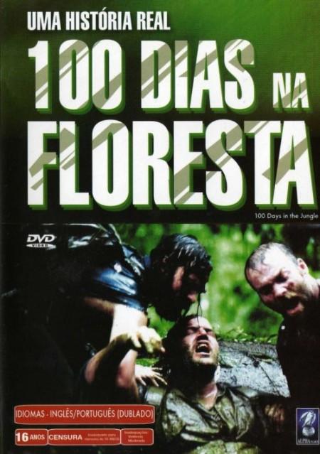 100 Dias Na Floresta DVDRip Dublado