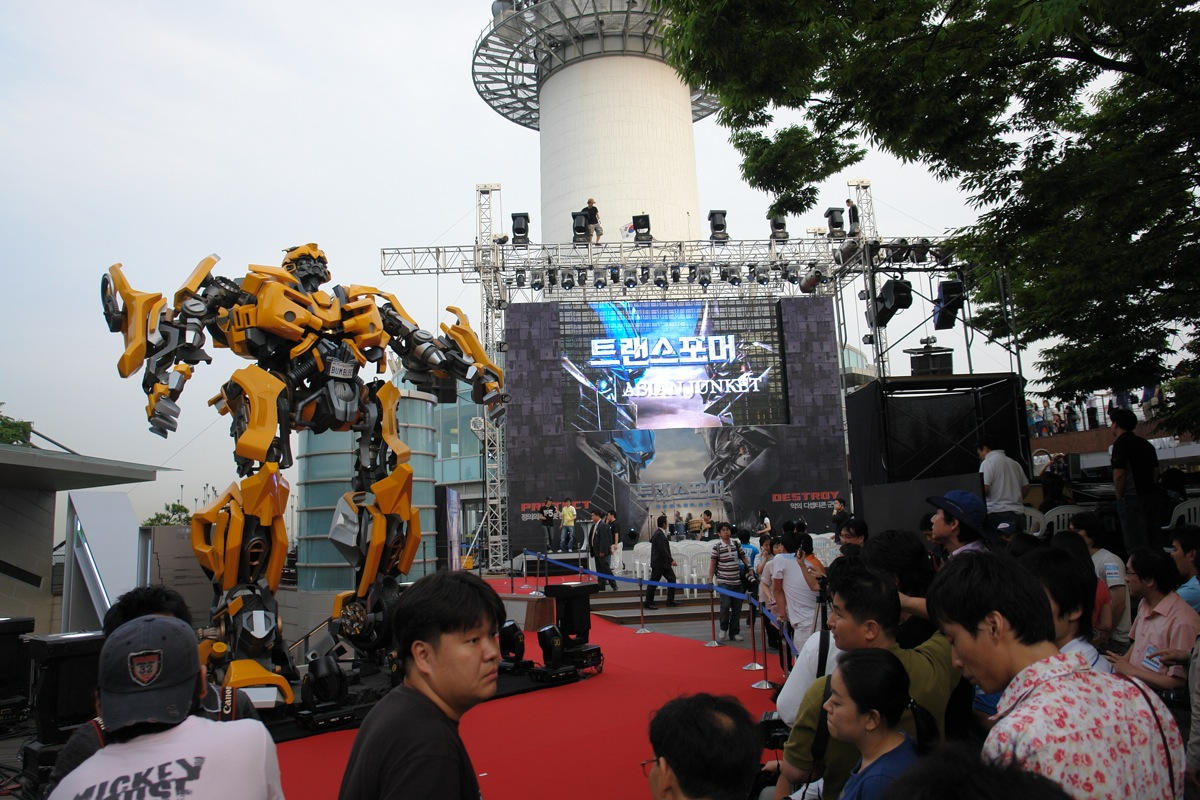 Transformers 3 2011