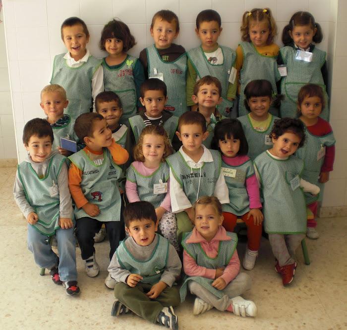 Ed. Infantil 3 años B