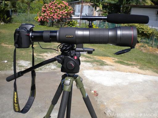 Telephoto Lens Sabah