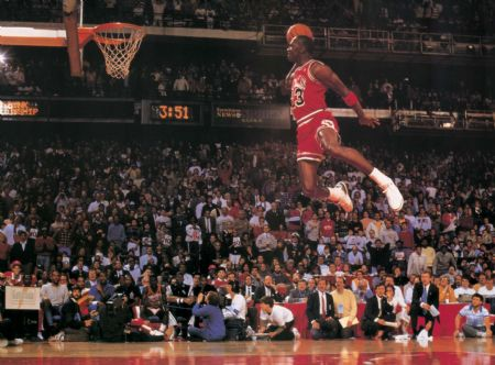 Makka's World: Michael Jordan