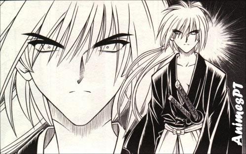 Rurouni Kenshin/Samurai X Série Completa e com Dual Audio  Rurouni-kenshin-artwork
