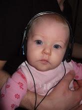 Sofie 4 måneder
