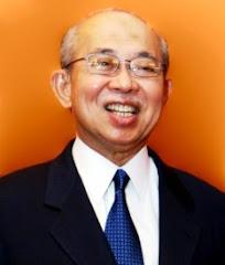Former Finance Minister of  Malaysia: YBM Tengku Razaleigh Hamzah
