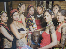 girls with tribals