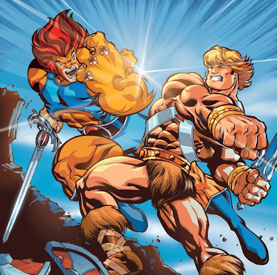 Liono on Re  He Man Vs Lion O  Original