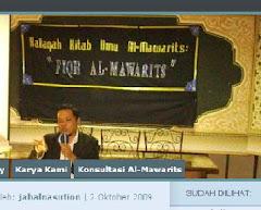 Blog Ustaz Muhammad Jabal - Mentor Mawarith saya