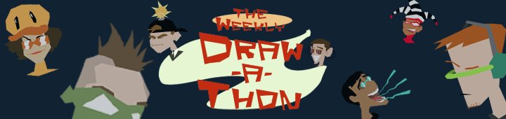 weekly draw-a-thon
