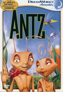 Antz (1998) - DreamWorks Animation