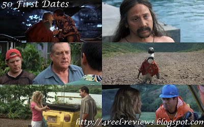 Cast of 50 first dates in Australia
