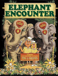 Bill &amp; Cindy Morris&#39; Elephant Encounter