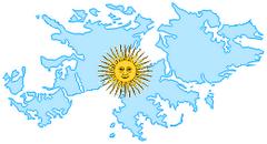 Malvinas Argentina, fueron,son y seran nuestras.
