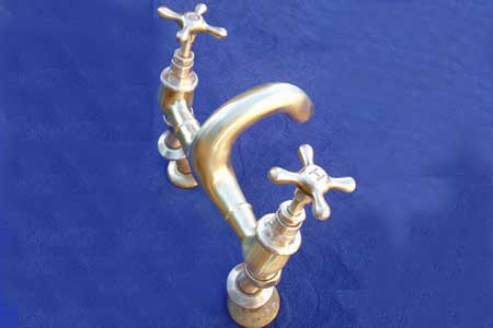 the victorian brass kitchen mixer tap is a very simple design that reminds us of the older homes with a heritage feel the design is so simple and yet it