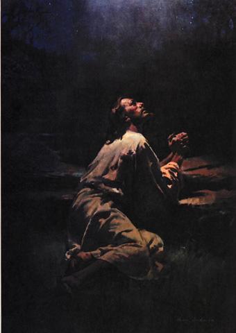 ABUSOS DE LOS ANEXOS Y............. Jesus_Getsemani