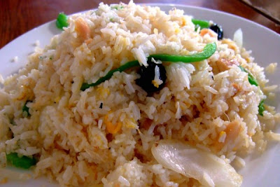 Arroz con bacalao