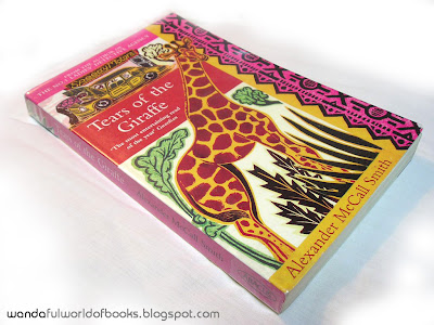 The No.1 Ladies Detective Agency 2: Tears of the Giraffe, by Alexander McCall Smith, Paperback