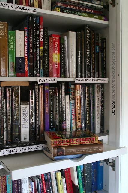 Some of my non-fiction books