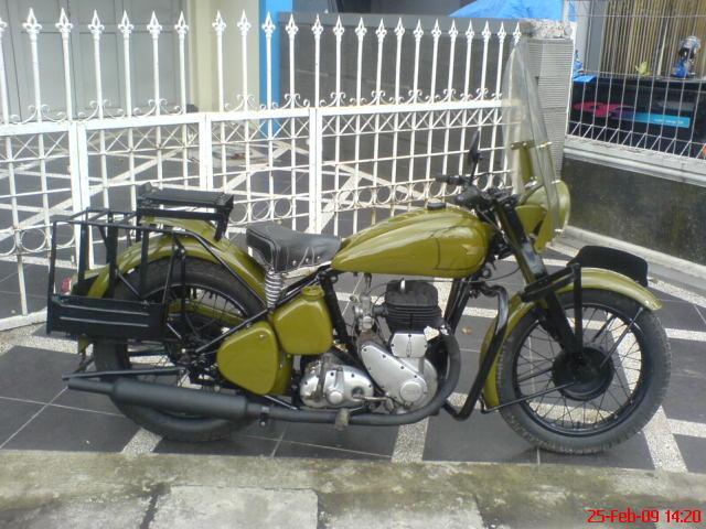 motor uing