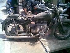 IFA BOXER BK 350