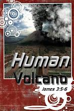 Human Volcano