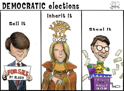 Big 'D' Democratic Elections