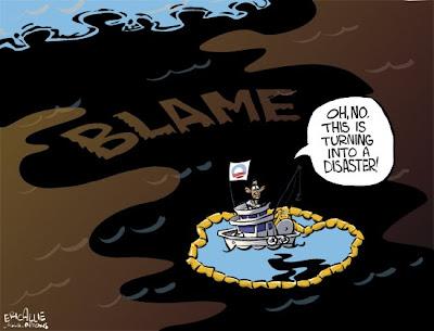 Blame Crisis