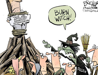 Madame Pelosi's Witchhunt