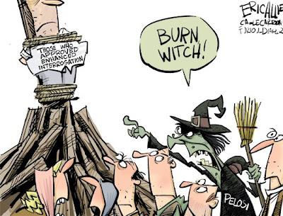 Madame Pelosi's Witchhunt