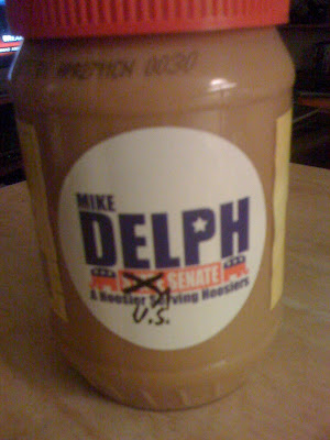 Mike Delph for Senate Peanut Butter