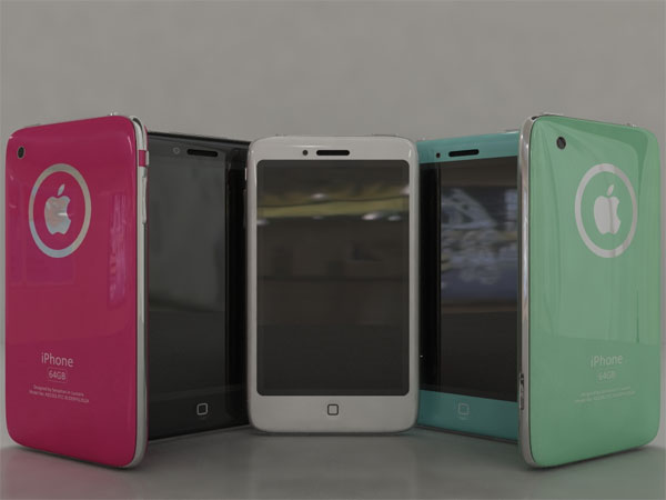 Phones - iPhone 4G Concept