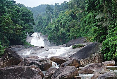 Phrom Lok waterfall