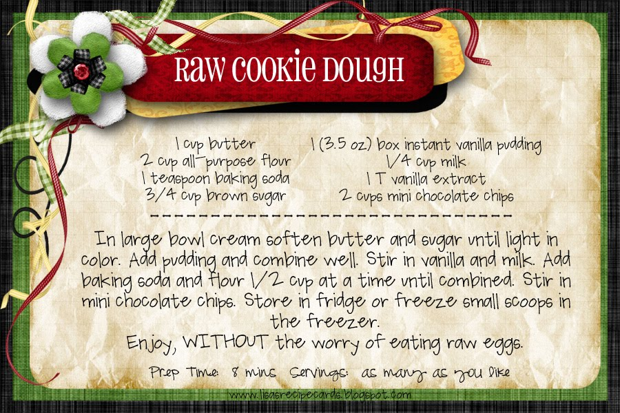 First Things First Make This Awesome Cookie Dough Recipe This Recipe Is By Far The Easiest Recipe I Have Found To Make That Does Not Include Eggs