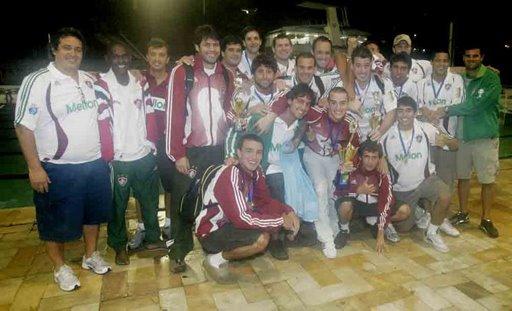 FLUMINENSE BI-CAMPEÃO ESTADUAL ADULTO 2007