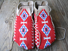 red cheyenne mocs