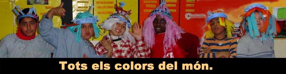 Tots els colors del món