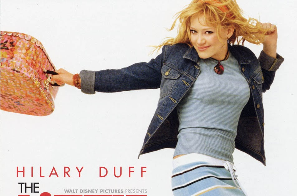 hilary duff amp miley cyrus all lizzie mcguire movie