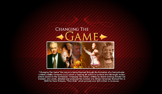Changing The Game Movie LP
