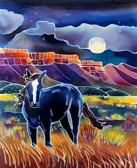 Moonlight Mustang