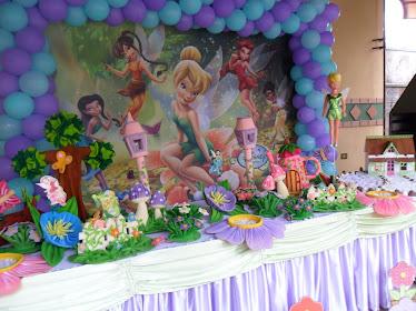 Festa Tinker Bell (Sininho)